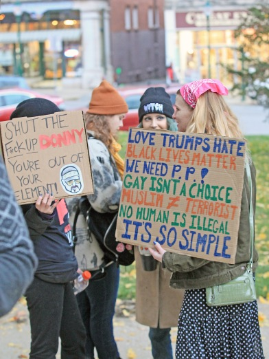 11-08-2018 bloomington protest OK IMG_3804