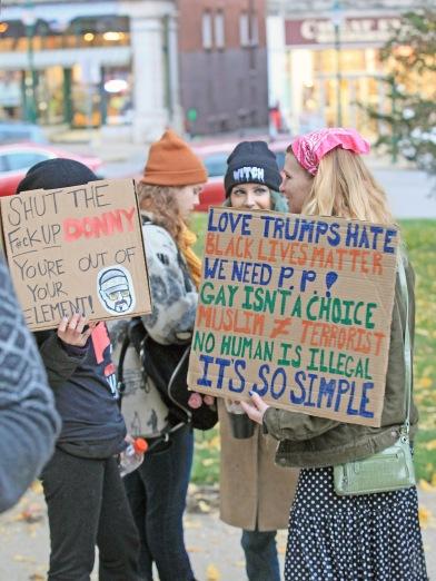 11-08-2018 bloomington protest OK IMG_3804